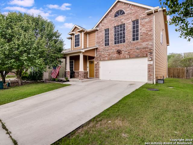 124 Happy Trail, Cibolo, TX 78108 (#1413722) :: The Perry Henderson Group at Berkshire Hathaway Texas Realty