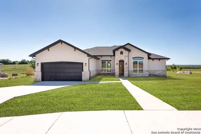 611 Abbott Ridge, St Hedwig, TX 78152 (MLS #1413914) :: NewHomePrograms.com LLC
