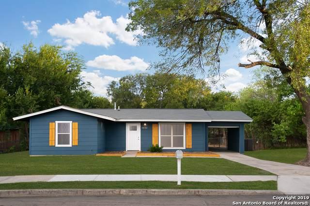 5850 Castle Lake Dr, San Antonio, TX 78218 (MLS #1413965) :: The Gradiz Group