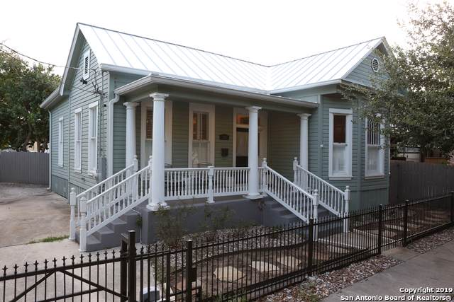 114 Callaghan Ave, San Antonio, TX 78210 (MLS #1414007) :: Laura Yznaga | Hometeam of America