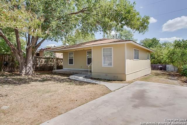 144 Alicia Ave, San Antonio, TX 78228 (MLS #1414038) :: Alexis Weigand Real Estate Group