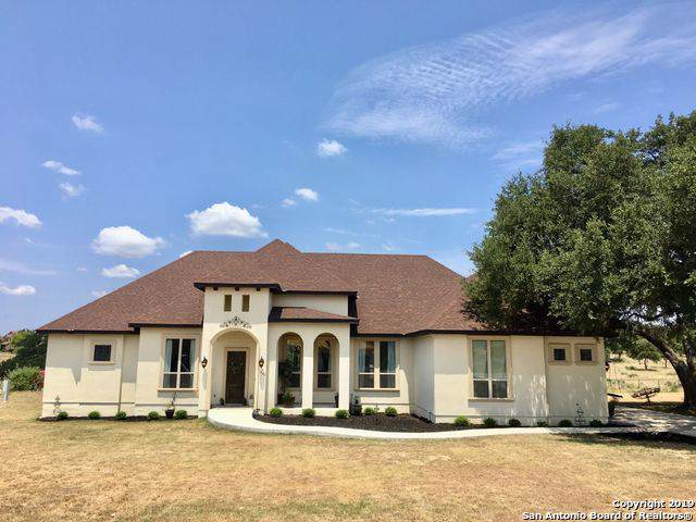 1143 Sapling Spring, New Braunfels, TX 78132 (MLS #1414047) :: The Gradiz Group