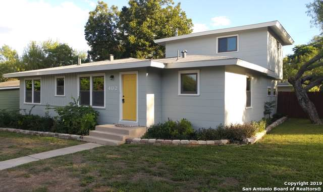 402 Blakeley Dr, San Antonio, TX 78209 (MLS #1414125) :: The Gradiz Group