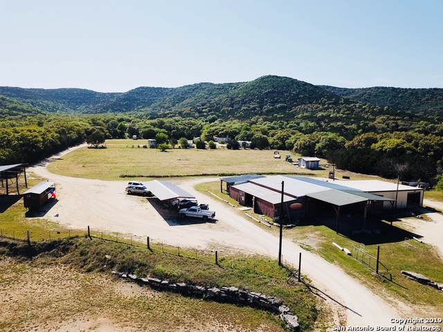 4377 S Us Highway 83, Leakey, TX 78873 (MLS #1414242) :: The Castillo Group