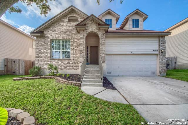 5346 Stormy Dawn, San Antonio, TX 78247 (MLS #1414274) :: The Gradiz Group
