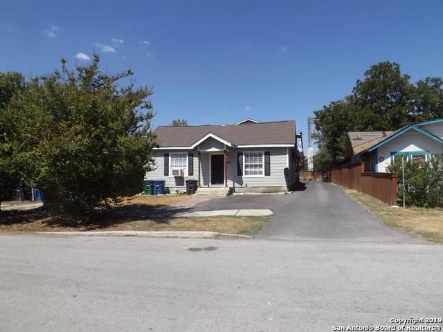 1511 W Ashby Pl, San Antonio, TX 78201 (MLS #1414278) :: The Gradiz Group