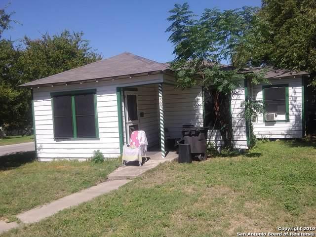 303 Coleman St, San Antonio, TX 78208 (MLS #1414314) :: BHGRE HomeCity