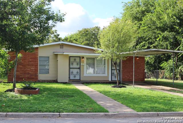 4342 Seabrook Dr, San Antonio, TX 78219 (MLS #1414416) :: Carolina Garcia Real Estate Group