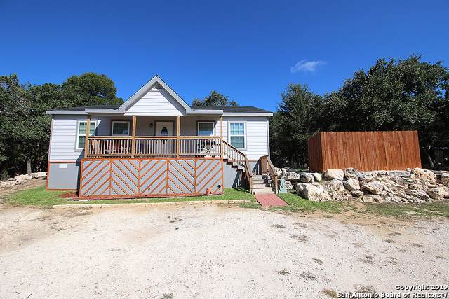 1743 Line Camp Trail, Spring Branch, TX 78070 (MLS #1414551) :: BHGRE HomeCity