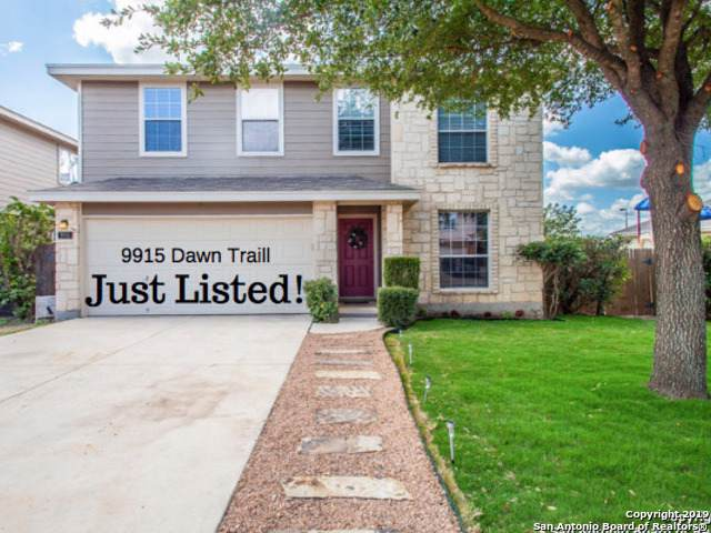 9915 Dawn Trail, San Antonio, TX 78254 (MLS #1414562) :: Laura Yznaga | Hometeam of America