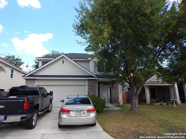 5214 S Canary Hollow, San Antonio, TX 78222 (MLS #1414599) :: BHGRE HomeCity