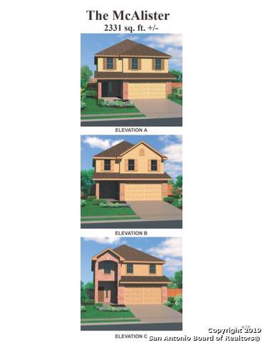 7362 Braes Corner, San Antonio, TX 78244 (#1414634) :: The Perry Henderson Group at Berkshire Hathaway Texas Realty