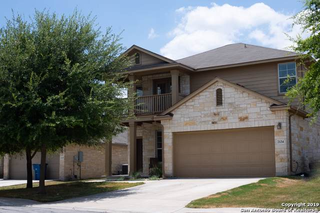 2134 Echo Hills Dr, New Braunfels, TX 78130 (MLS #1414649) :: The Gradiz Group