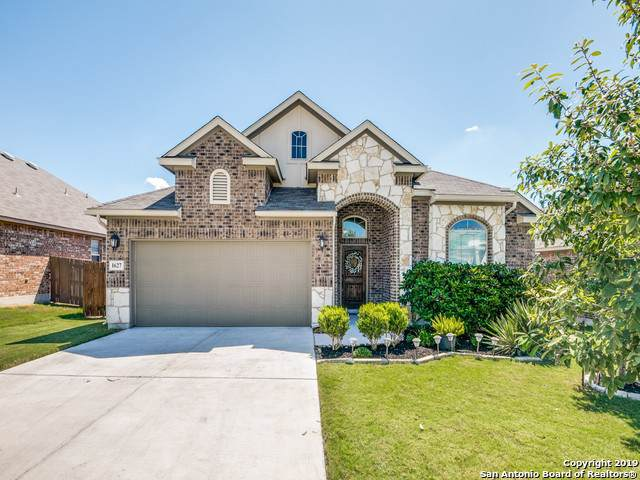 1627 Sun Canyon Blvd, New Braunfels, TX 78130 (MLS #1414683) :: The Gradiz Group