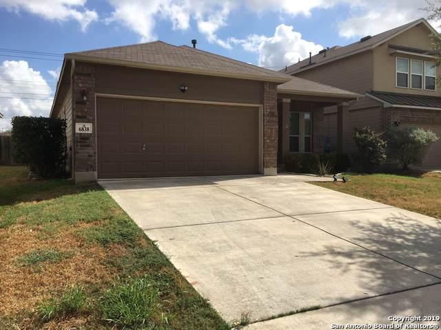 6838 Fort Bend, San Antonio, TX 78223 (MLS #1415023) :: The Gradiz Group