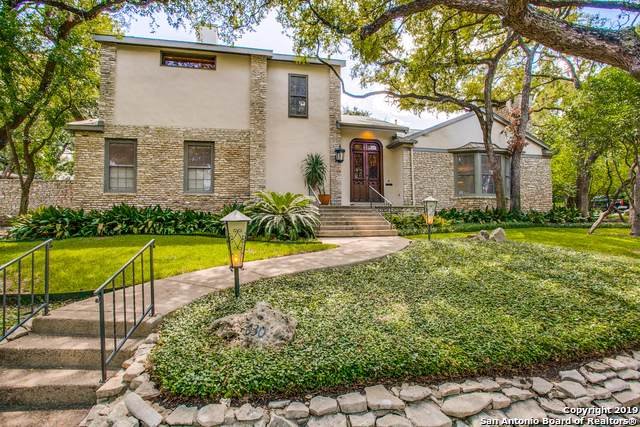 630 Castano Ave, Alamo Heights, TX 78209 (MLS #1415091) :: Neal & Neal Team
