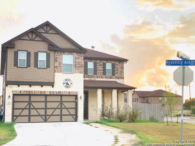 7663 Heavenly Arbor, San Antonio, TX 78254 (MLS #1415145) :: BHGRE HomeCity