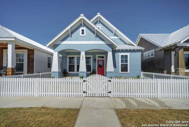 649 Center Green, New Braunfels, TX 78130 (MLS #1415167) :: BHGRE HomeCity