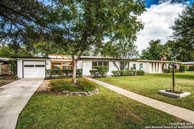 511 Calumet Pl, San Antonio, TX 78209 (MLS #1415169) :: Alexis Weigand Real Estate Group