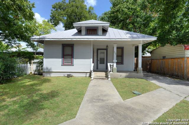 253 Lotus Ave, San Antonio, TX 78210 (MLS #1415228) :: BHGRE HomeCity