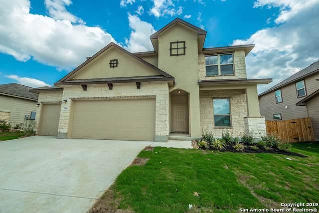 709 Rain Dance, New Braunfels, TX 78130 (MLS #1415242) :: BHGRE HomeCity