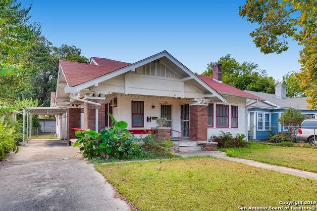 510 E Locust St, San Antonio, TX 78212 (MLS #1415254) :: BHGRE HomeCity