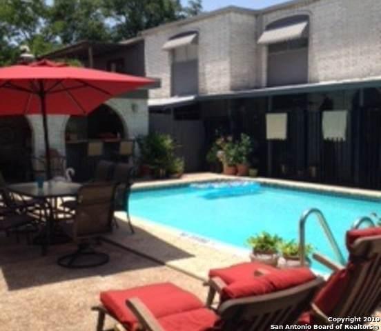 102 Vassar Ln #17, San Antonio, TX 78212 (MLS #1415307) :: Exquisite Properties, LLC