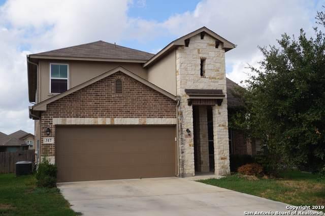 317 Atalaya, Cibolo, TX 78108 (MLS #1415374) :: Glover Homes & Land Group