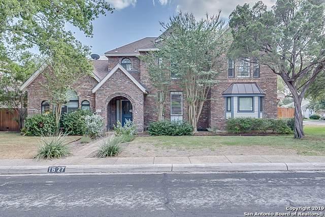 1627 Wood Quail, San Antonio, TX 78248 (MLS #1415522) :: The Castillo Group