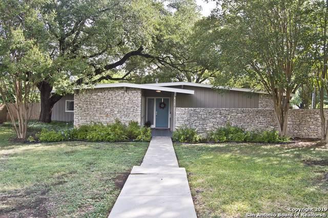8412 Laurelcrest Pl, San Antonio, TX 78209 (MLS #1415601) :: BHGRE HomeCity