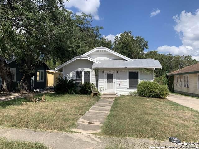 1215 Hammond Ave, San Antonio, TX 78210 (MLS #1415628) :: The Mullen Group | RE/MAX Access