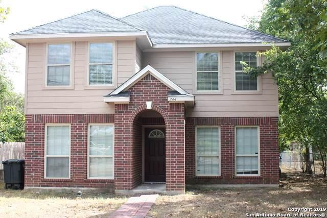 744 Albert St, New Braunfels, TX 78130 (MLS #1415634) :: BHGRE HomeCity