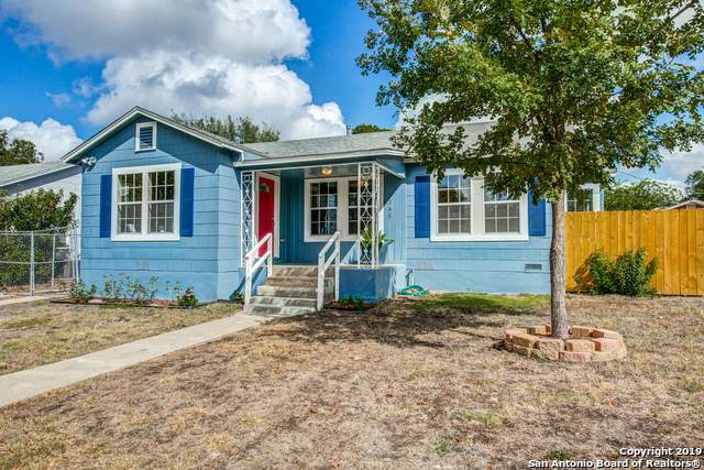 2345 W Huisache Ave, San Antonio, TX 78201 (MLS #1415671) :: The Gradiz Group