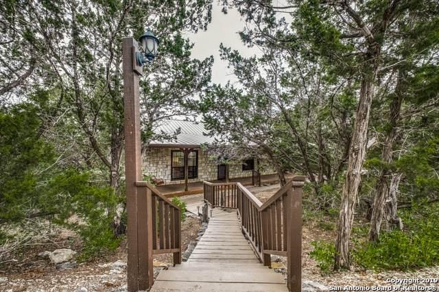 1396 Old Reagan Wells Rd, Leakey, TX 78873 (MLS #1415700) :: BHGRE HomeCity