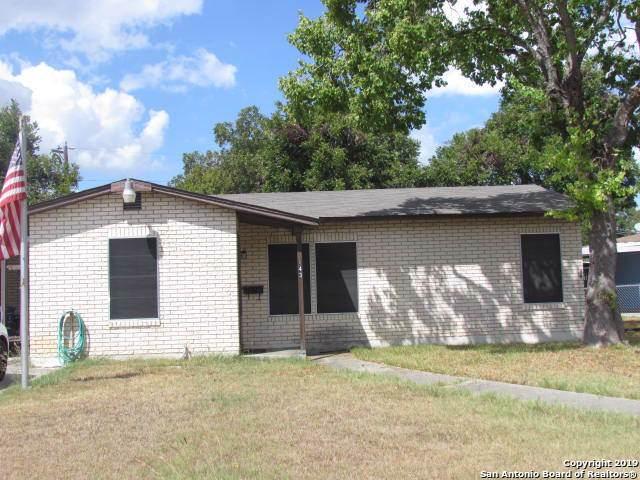 143 E Hutchins Pl, San Antonio, TX 78221 (MLS #1415753) :: Alexis Weigand Real Estate Group