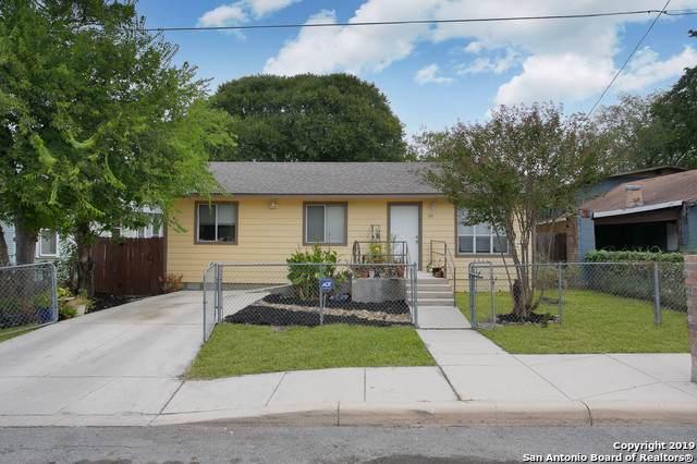 219 Bee St, San Antonio, TX 78208 (MLS #1415787) :: Tom White Group