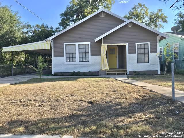 306 Aldama, San Antonio, TX 78237 (MLS #1415892) :: Alexis Weigand Real Estate Group