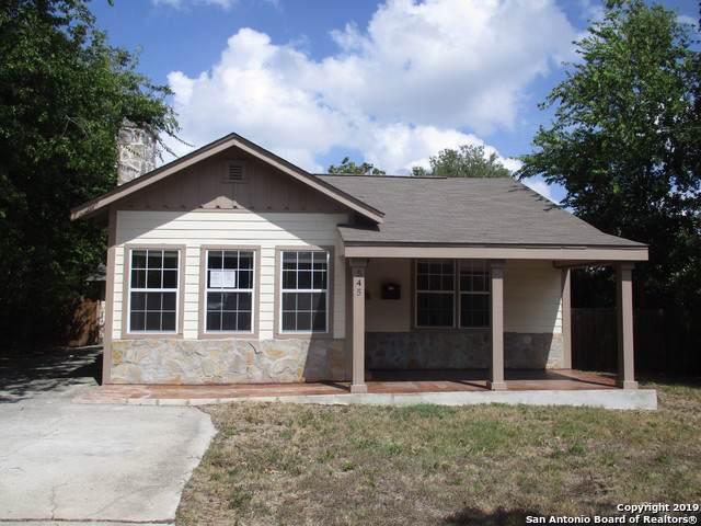 545 Senisa Dr, San Antonio, TX 78228 (MLS #1415903) :: BHGRE HomeCity