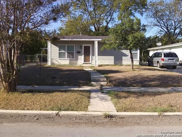 263 E Vestal Pl, San Antonio, TX 78221 (MLS #1416017) :: Laura Yznaga | Hometeam of America
