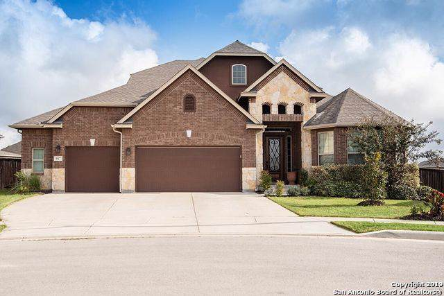917 Turning Stone, Cibolo, TX 78108 (MLS #1416124) :: Alexis Weigand Real Estate Group