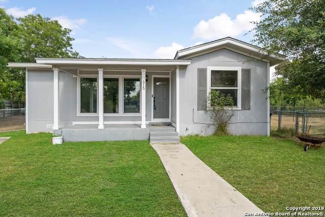515 Bangor Dr, San Antonio, TX 78228 (MLS #1416135) :: BHGRE HomeCity