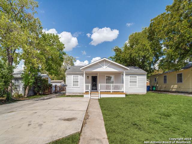 623 Clower, San Antonio, TX 78212 (MLS #1416172) :: BHGRE HomeCity