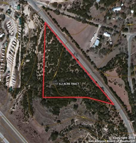 6.2 ACRES Fm 289, Boerne, TX 78006 (MLS #1416194) :: Glover Homes & Land Group