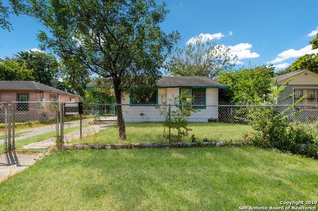 206 Burcham Ave, San Antonio, TX 78221 (MLS #1416258) :: Niemeyer & Associates, REALTORS®