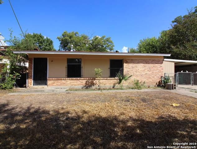 510 Benrus Blvd, San Antonio, TX 78228 (MLS #1416308) :: The Gradiz Group