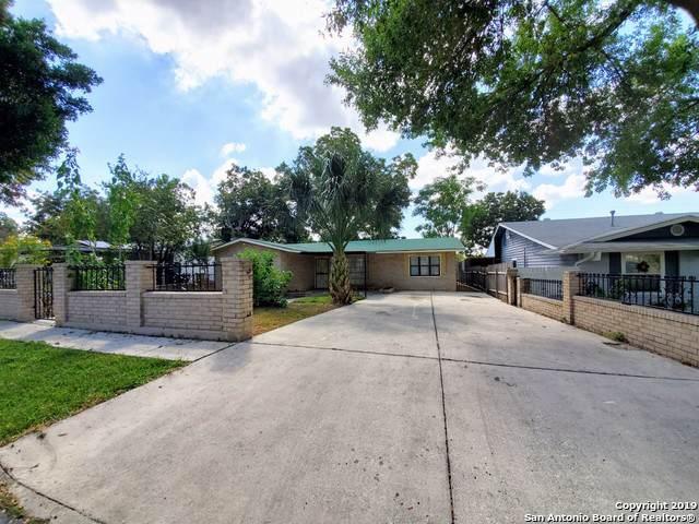 5374 Santa Cruz St, San Antonio, TX 78228 (MLS #1416343) :: Niemeyer & Associates, REALTORS®