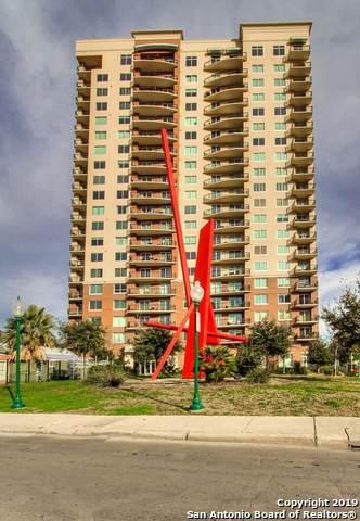 215 Center St #604, San Antonio, TX 78202 (MLS #1416376) :: Keller Williams City View