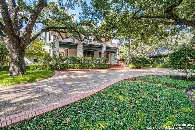 300 Joliet Ave, Alamo Heights, TX 78209 (MLS #1416478) :: Laura Yznaga | Hometeam of America