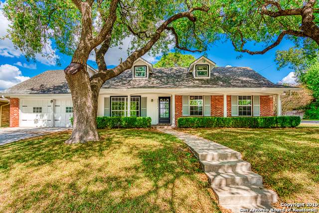 2803 Belvoir Dr, San Antonio, TX 78230 (MLS #1416488) :: Reyes Signature Properties