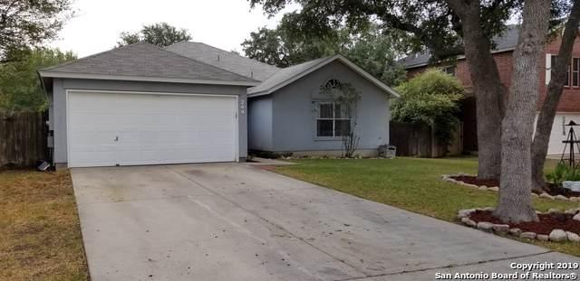 244 Samantha Dr, Schertz, TX 78154 (MLS #1416518) :: Alexis Weigand Real Estate Group